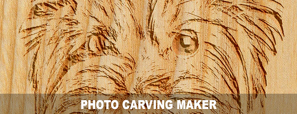 Photo Carving Maker